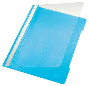 Snelhechter Leitz 4191 A4 PVC lichtblauw