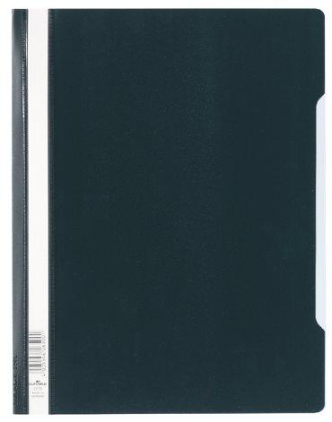 Snelhechter Durable A4 PVC zwart