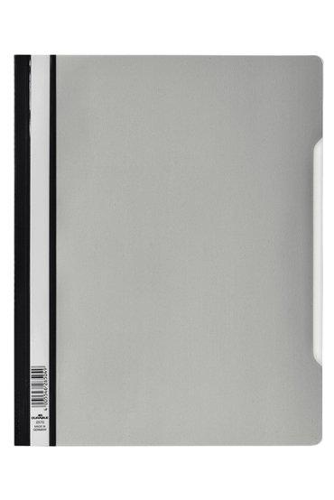 Snelhechter Durable 2570 A4 PVC grijs
