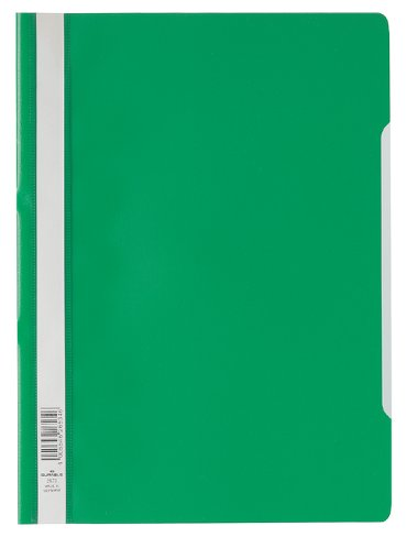 Snelhechter Durable A4 PP groen