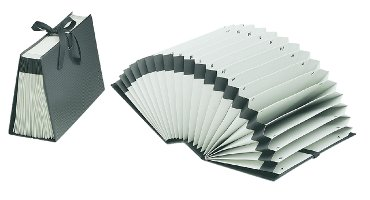 Sorteerordner Jalema Diplo-Line folio A/Z 21 vaks