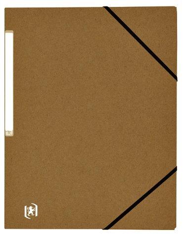 Elba touareg elastomap met 3 stofkleppen