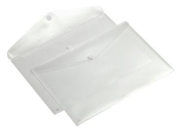 Enveloptas HF2 A3 435x310 dwars PP transparant wit