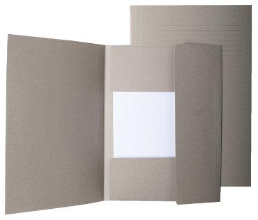 Dossiermap Quantore ICN1 folio grijs