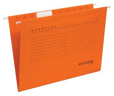 Hangmap Euroflex A6527-423 A4 V-bodem oranje