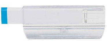 Ruiters A5847-110 voor Alzicht hangmappen 100mm transparant