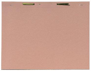 Dossiermap Jalema folio met snelhechter 300gr chamois