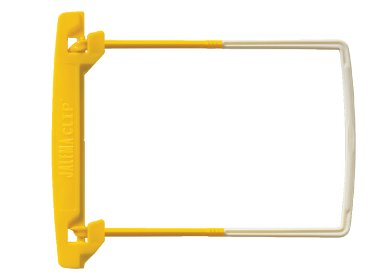 Bundelmechaniek JalemaClip Stickup zelfklevend geel