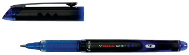 Rollerpen PILOT V-Ball grip VB10 blauw 0.6mm