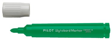Viltstift PILOT 5071 whiteboard rond groen 1.8mm