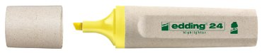 Markeerstift edding 24 Eco geel