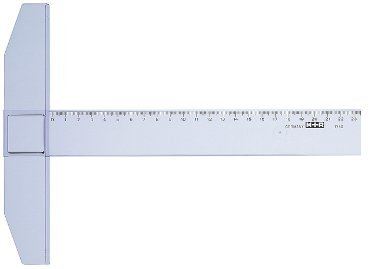 Tekenhaak M+R 1760 60cm transparant