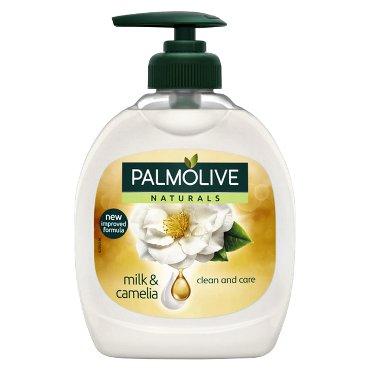 ZEEP PALMOLIVE VLOEIBAAR MET POMP (300 ml.)