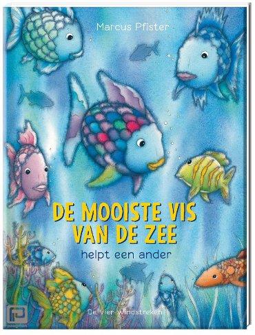 De mooiste vis van de zee helpt een ander - De mooiste vis van de zee