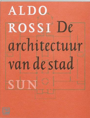 De architectuur van de stad