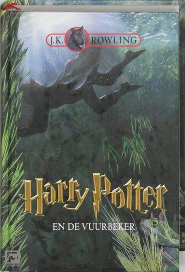 Harry Potter en de vuurbeker - Harry Potter