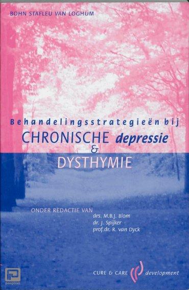 Behandelingsstrategieen bij chronische depressie en dysthemie - CCD-Reeks