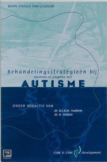 Behandelingsstrategieen bij kinderen en jongeren met autisme - CCD-Reeks