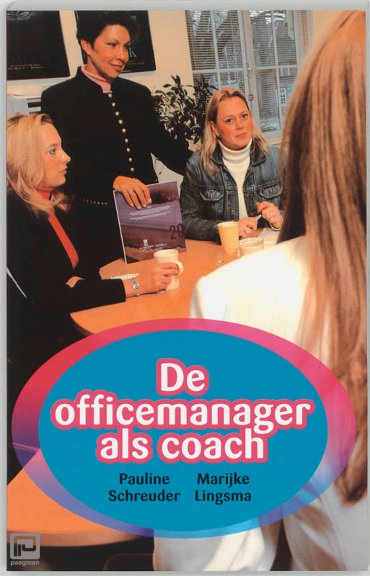 De office-manager als coach - PM-reeks