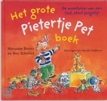 Het grote Pietertje Pet boek