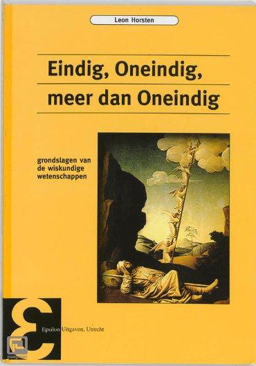 Eindig, Oneindig, meer dan Oneindig - Epsilon uitgaven