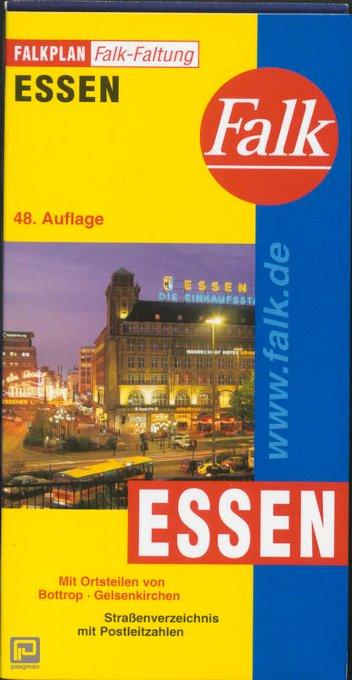 Falk Stadtplan Falkfaltung Essen
