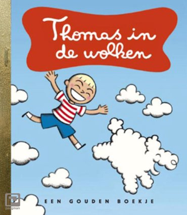 Thomas in de wolken - Gouden Boekjes