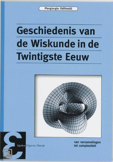 Geschiedenis van de Wiskunde in de Twintigste Eeuw