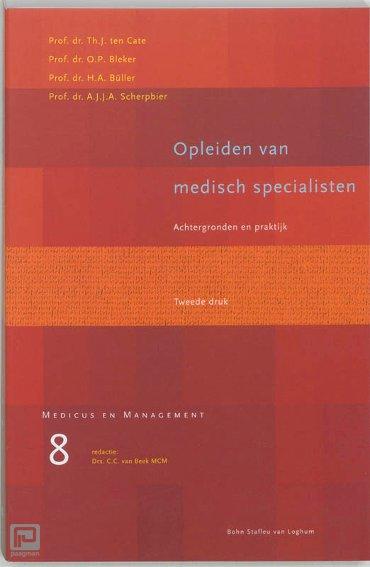 Opleiden van medisch specialisten - Medicus & Management