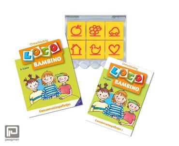 Bambino Loco Concentratiespelletjes pakket
