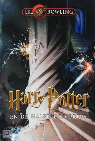 Harry Potter en de halfbloed Prins - Harry Potter