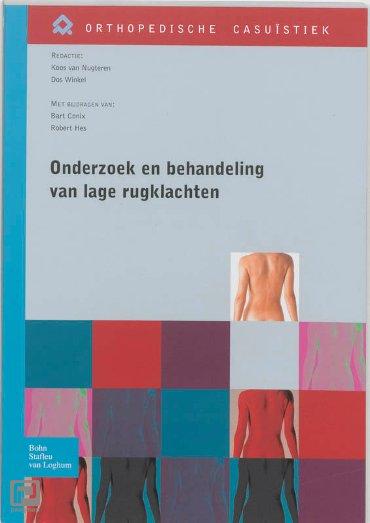 Onderzoek en behandeling van lage rugklachten - Orthopedische casuïstiek