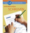 Tijd voor Huiswerk / Oefenblaadjes schrijven 7-8 jaar