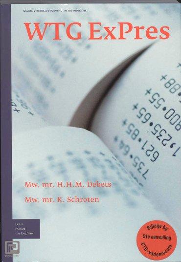 WTG ExPres - Gezondheidswetgeving in de praktijk