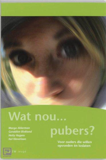 Wat nou ... pubers?