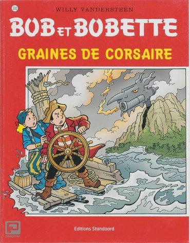 Graines de corsaire - Bob et Bobette