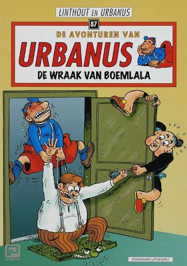 De wraak van Boemlala - De avonturen van Urbanus