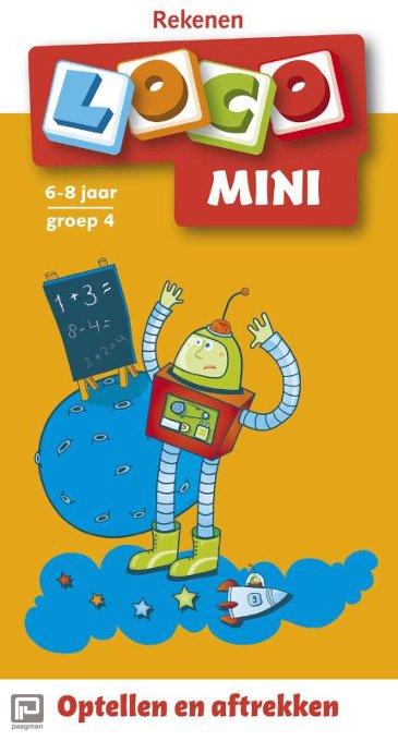 Mini Loco / Optellen en aftrekken / Rekenspelletjes