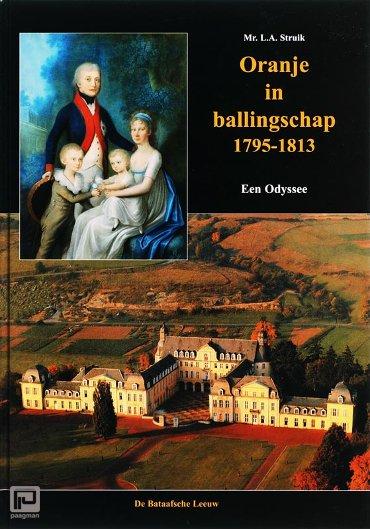 Oranje in ballingschap 1795-1813