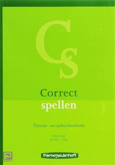 Correct spellen / Theorie- en opdrachtenboek