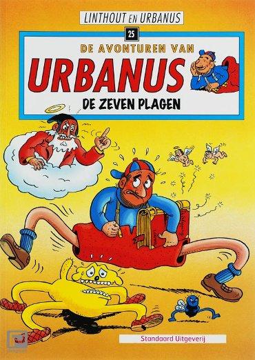 De zeven plagen - De avonturen van Urbanus