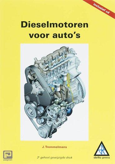 Dieselmotoren voor auto`s - Motorvoertuigentechniek