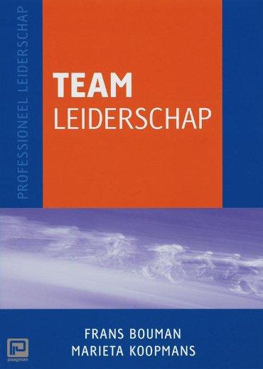 Teamleiderschap - Professioneel leiderschap