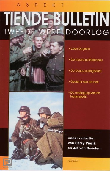 Tiende bulletin van de Tweede Wereldoolog - Bulletin van de Tweede Wereldoorlog