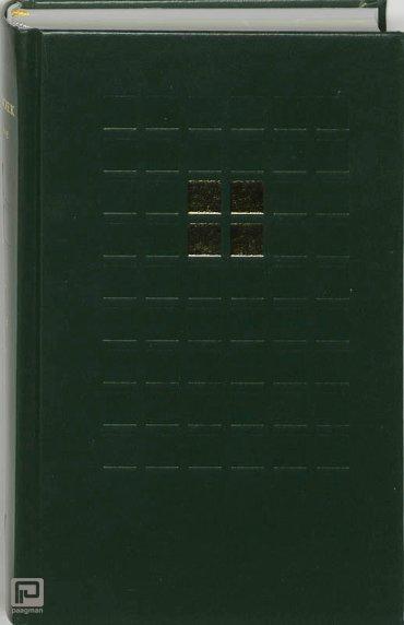 Dienstboek een proeve / 1 Schrift - Maaltijd - Gebed - Proeven voor de eredienst