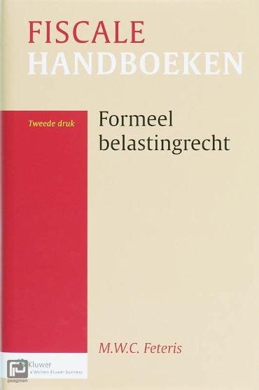 Formeel belastingrecht - Fiscale handboeken