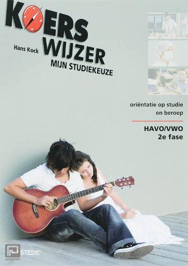 Koerswijzer / Havo/vwo 2e fase / Mijn studiekeuze