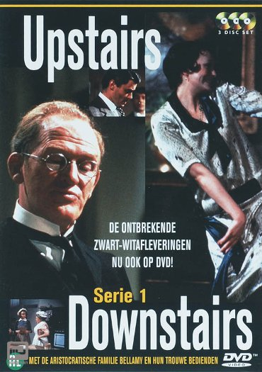 Upstairs Downstairs / Serie 1 met zwart-wit afleveringen
