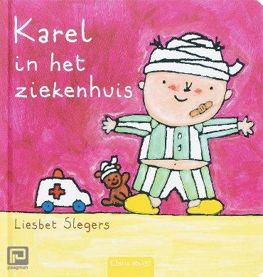 Karel in het ziekenhuis - Peuterlijn