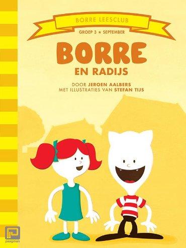 Borre en Radijs - De Gestreepte Boekjes